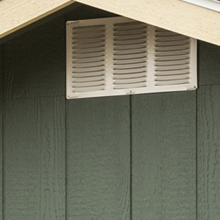 New Cove Style Storage Shed Alpine Structures In